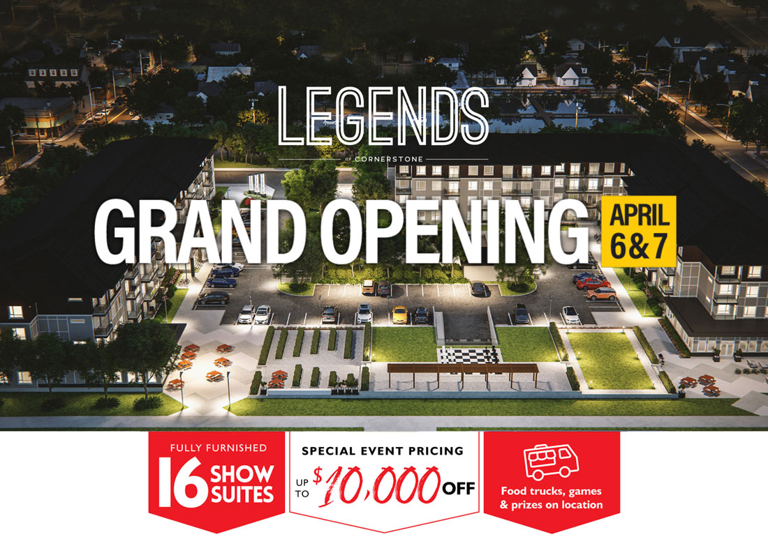 Legends - Grand Opening Event 2019